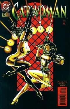 Copertina CATWOMAN S94 n.23 - Family Ties 2: Loyalties Unbound, DC COMICS