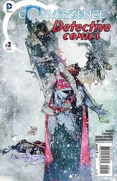 Copertina CONVERGENCE DETECTIVE COMICS n.2 - War and Pieces!, DC COMICS