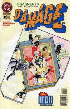 Copertina DAMAGE n.11 - Golden Boy!, DC COMICS