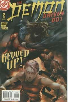 Copertina DEMON DRIVEN OUT M6 n.2 - Verse II: Devil Inside, DC COMICS