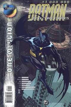 Copertina DETECTIVE COMICS n.10000 - The Bug That Ate Tomorrow, DC COMICS