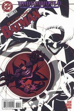 Copertina DETECTIVE COMICS n.691 - Underworld Unleashed: Will It Go 'Round in Circles, DC COMICS