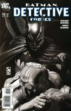 Copertina DETECTIVE COMICS n.830 - Siege, Part 2, DC COMICS