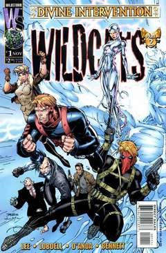 Copertina DIVINE INTERVENTION WILDCATS n. - Lo and Behold!, DC COMICS