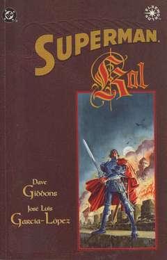 Copertina ELSEWORLDS n.3 - SUPERMAN: KAL, DC COMICS