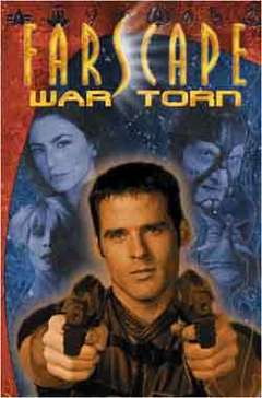 Copertina FARSCAPE WAR TORN M2 n.1 - War Torn, Part One, DC COMICS