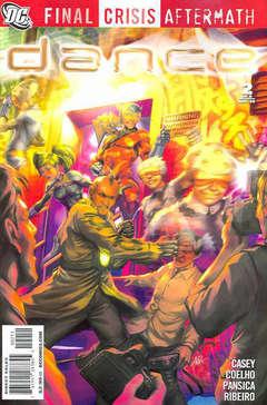 Copertina FINAL CRISIS AFTERMATH DANCE ( n.2 - Bishojo Rising, DC COMICS