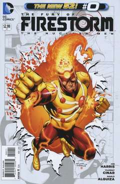 Copertina FURY OF FIRESTORM 2011 n. - Covalence, DC COMICS