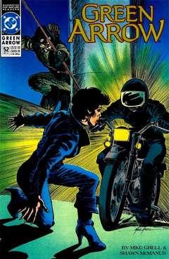 Copertina GREEN ARROW S137 n.52 - Return of the Outlaw Prince, DC COMICS