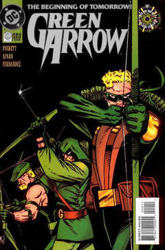 Copertina GREEN ARROW S137 n. - Cast Upon the Waters, DC COMICS