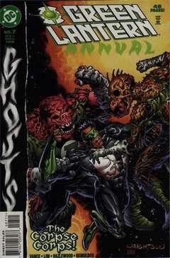 Copertina GREEN LANTERN 1990 ANNUAL n.7 - Ghosts, DC COMICS