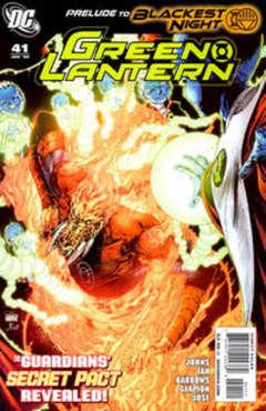 Copertina GREEN LANTERN 2005 n.41 - Agent Orange: Part 3, DC COMICS