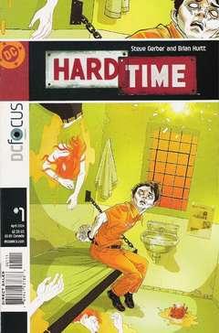 Copertina HARD TIME n.1 - 50 to Life, DC COMICS