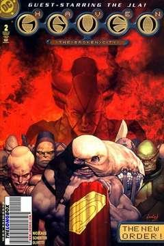Copertina HAVEN BROKEN CITY M9 n.2 - Earth to Haven!, DC COMICS