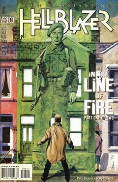 Copertina HELLBLAZER n.106 - In the Line of Fire 1, DC COMICS