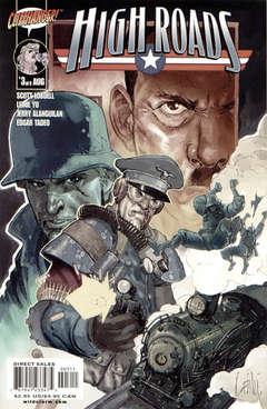 Copertina HIGH ROADS M6 n.3 - Chapter Five - Six, DC COMICS