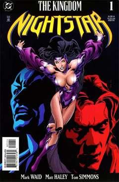 Copertina KINGDOM NIGHTSTAR n. - Not Go Gently, DC COMICS