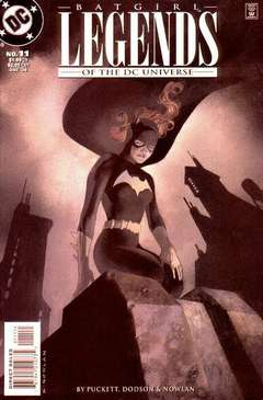 Copertina LEGENDS OF DC UNIVERSE n.11 - Folie a Deux, Part Two, DC COMICS