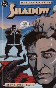 Copertina SHADOW S19 n.18 - Head Games!, DC COMICS
