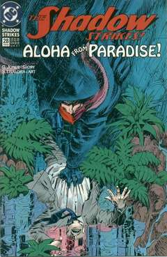 Copertina SHADOW STRIKES S31 n.28 - Aloha, DC COMICS