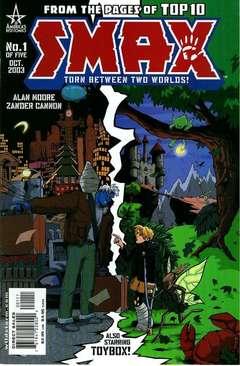 Copertina SMAX M5 n.1 - 1: Isn't it Good to be Lost in the Wood..., DC COMICS