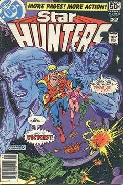 Copertina STAR HUNTERS n.7 - Homecoming, DC COMICS