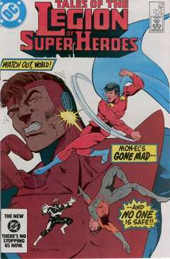 Copertina SUPERBOY 1949 n.319 - If Memory Should Fail, DC COMICS