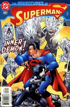 Copertina SUPERMAN 1939 n.607 - Alienation, DC COMICS