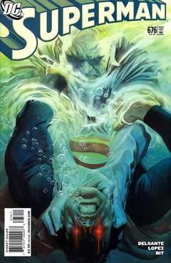 Copertina SUPERMAN n.676 - Memorial Day, DC COMICS