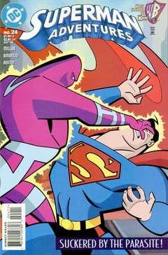 Copertina SUPERMAN ADVENTURES n.24 - Power Corrupts.  Super Power Corrupts Absolutely!, DC COMICS