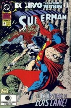Copertina SUPERMAN ANNUAL n.4 - Enduring the Night!, DC COMICS