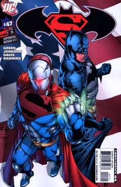Copertina SUPERMAN BATMAN n.47 - K, Chapter 4: WSDs, DC COMICS