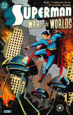 Copertina SUPERMAN WAR OF WORLDS n. - SUPERMAN WAR OF WORLDS, DC COMICS
