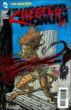 Copertina WONDER WOMAN 23.1 CHEETH n. - The Hunt, DC COMICS