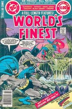 Copertina WORLD'S FINEST COMICS n.255 - WORLD'S FINEST COMICS      255, DC COMICS