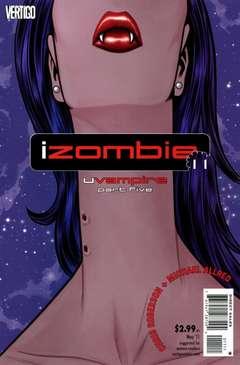 Copertina ZOMBIE (I) n.11 - Bargaining, DC COMICS