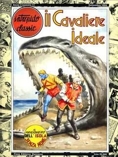 Copertina INTREPIDO CLASSIC n.11 - CAVALIERE IDEALE, DEL DUCA S.r.l. EDIZIONI