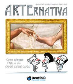 Copertina Dentiblu' Humour n.0 - ARTERNATIVA, DENTIBLU EDITORE