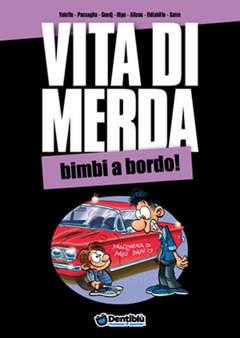 Copertina Dentiblu' Humour n.2 - BIMBI A BORDO!, DENTIBLU EDITORE