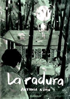 Copertina RADURA n. - RADURA, DIABOLO EDIZIONI