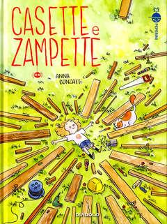 Copertina CASETTE E ZAMPETTE n. - CASETTE E ZAMPETTE, DIABOLO