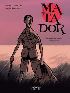 Copertina GRAPHIC NOVEL n. - MATADOR, DIABOLO