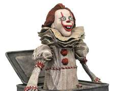 Copertina IT GALLERY CHAPTER 2 PENNYWISE n. - IT GALLERY - CHAPTER 2 - D-FORMZ PENNYWISE 2PACK, DIAMOND SELECT