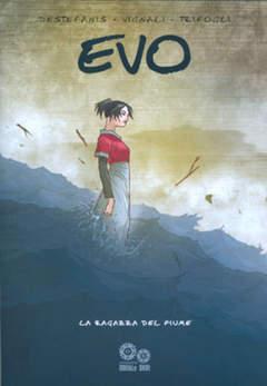 Copertina EVO (m4) n.1 - La ragazza del fiume, DOUBLE SHOT