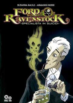 Copertina FORD RAVENSTOCK n. - FORD RAVENSTOCK, DOUBLE SHOT