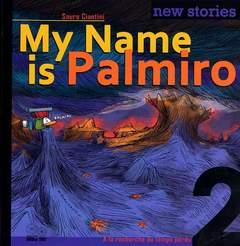 Copertina MY NAME IS PALMIRO n.2 - A LA RECHERCHE DU TEMPS PERDU, DOUBLE SHOT