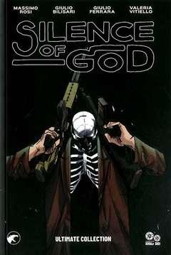 Copertina SILENCE OF GOD n. - SILENCE OF GOD, DOUBLE SHOT