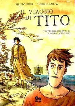 Copertina VIAGGIO DI TITO n. - IL VIAGGIO DI TITO, DOUBLE SHOT