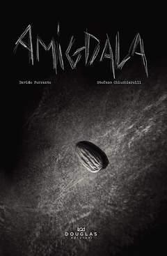 Copertina AMIGDALA n. - AMIGDALA, DOUGLAS EDIZIONI