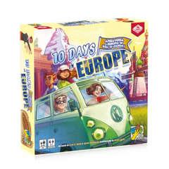 Copertina 10 DAYS IN EUROPE n. - 10 DAYS IN EUROPE, DVGIOCHI